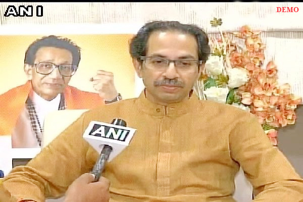 If the Ram temple is not built now, then it will never be again : Shiv Sena - Faizabad News in Hindi