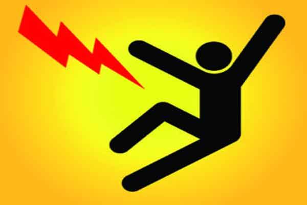 समोत में बिजली का करंट लगने से बुजुर्ग की मौत