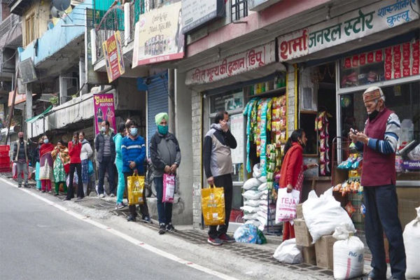 Health Ministry releases new guidelines, now shops will remain closed in Containment Zone - Delhi News in Hindi