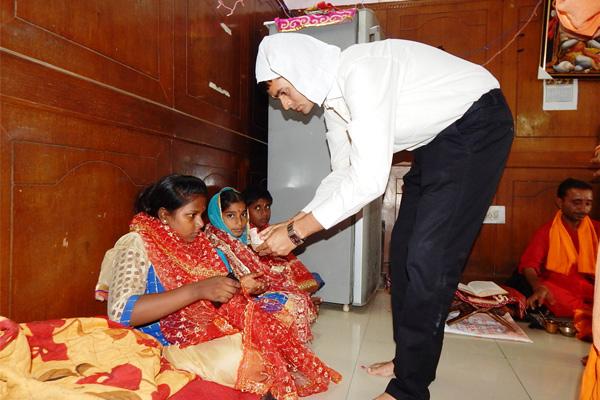 श्री नैनादेवी जी में श्रावण अष्टमी मेले का शुभारंभ