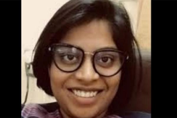 Shrishti Pandey on Forbes list - Gorakhpur News in Hindi