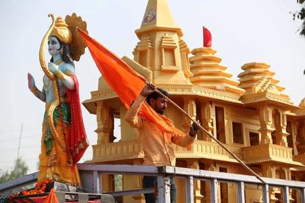 Bihar: Ayodhya Mithila connection remained during Ramjanmabhoomi decision! - Madhubani News in Hindi