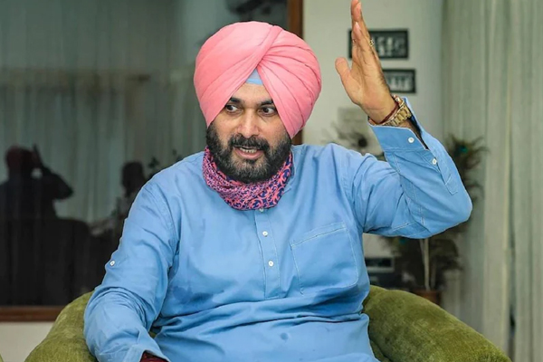STF report on drugs will be exposed after 2.5 years: Navjot Singh Sidhu - Punjab-Chandigarh News in Hindi