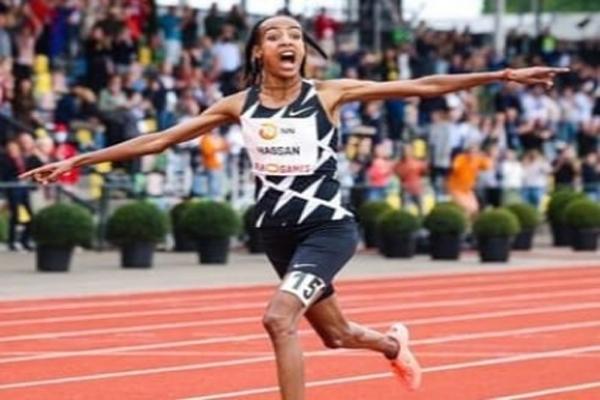 एथलेटिक्स : सिफान ने महिलाओं की 10 हजार मीटर में नया विश्व रिकार्ड बनाया