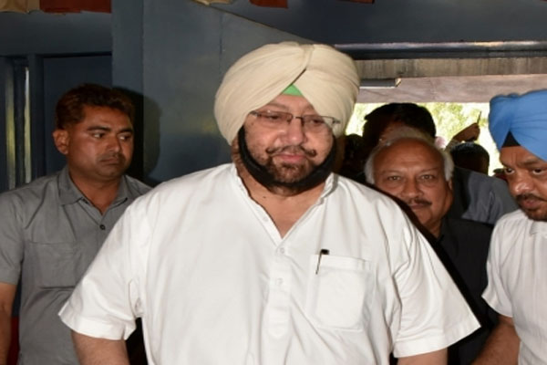 Violence by some elements in Delhi is unacceptable - Amarinder Singh - Punjab-Chandigarh News in Hindi
