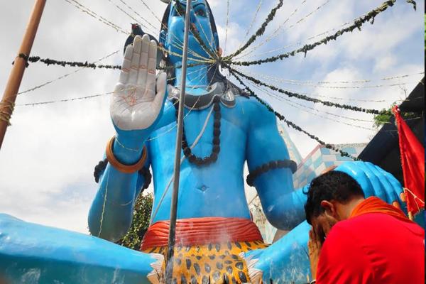 भोले के भक्त कावड़ियों के साथ मिलकर नशे के खिलाफ जंग करेंगे : जयहिन्द
