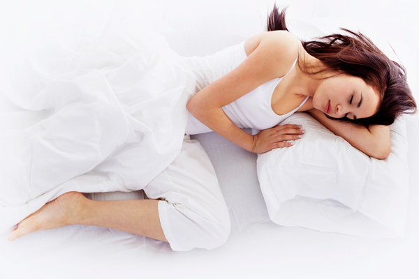 Know amazing benefits of sleeping on the left side - Health Tips in Hindi