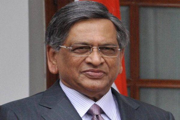 angry S M Krishna quit of the Congress - Bengaluru News in Hindi