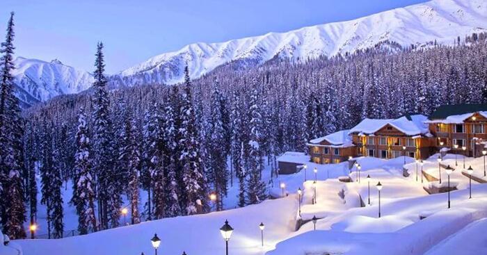हिमाचल प्रदेश  में 9 जनवरी तक बर्फबारी की संभावना