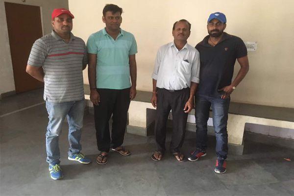 Two absconding accused in ATS custody - Jaipur News in Hindi