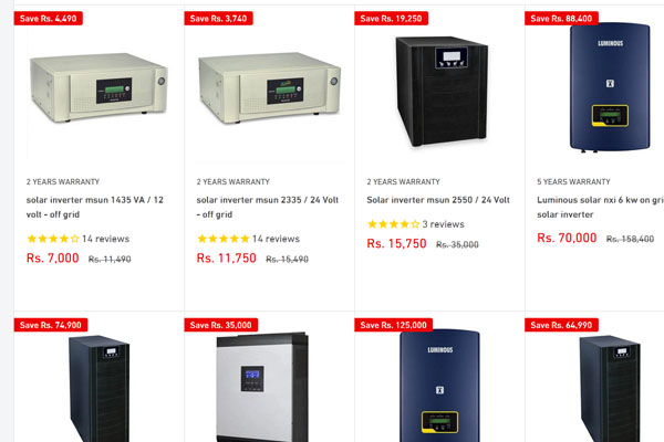 What is the importance of Solar Inverter in a Photovoltaic power system?
