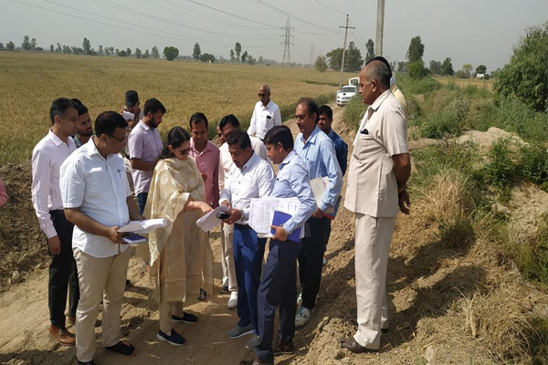 Maintain quality in the work of flood protection managers, special attention: Deputy Commissioner Dr. Priyanka Soni - Kaithal News in Hindi