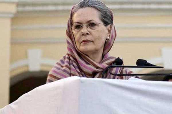 Waited patiently for a year on Galvan, but still no clarity: Sonia Gandhi - Delhi News in Hindi