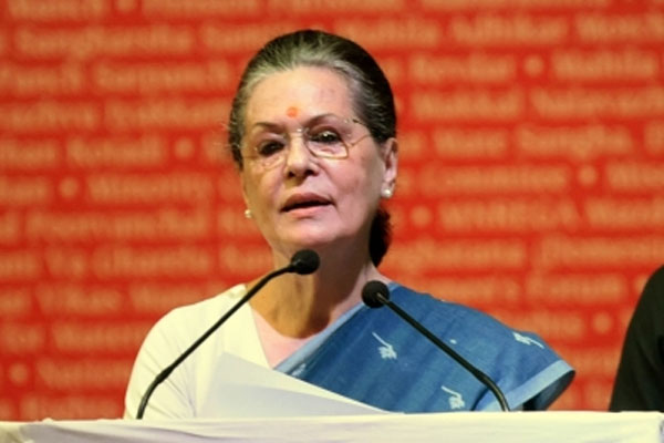 Despite one year time for preparation, Modi government remained negligent - Sonia Gandhi - Delhi News in Hindi