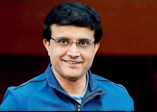 BCCI Chief Ganguly highly impressed by India fearless batting - Cricket News in Hindi