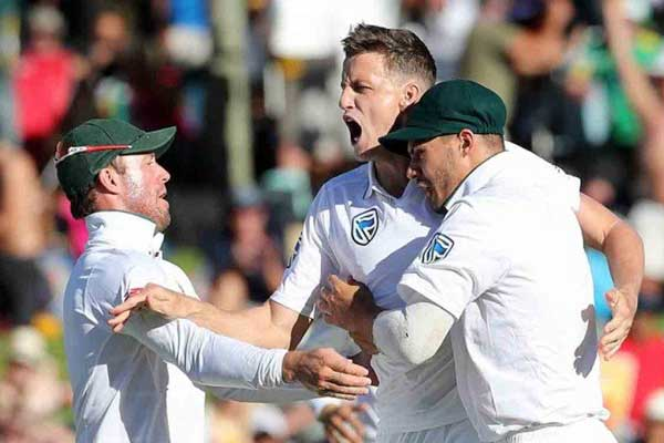 India vs South Africa third test match day one stumps - Cricket News in Hindi