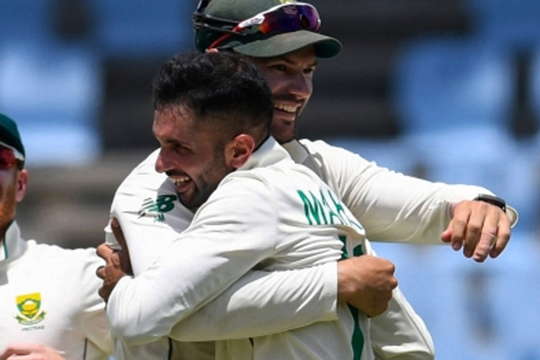 South Africa crush West Indies, win Test series 2-0 - Cricket News in Hindi