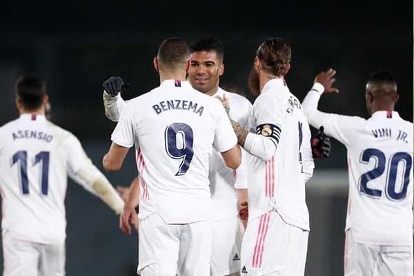 Spanish League: Rial Madrid defeated Granada - Football News in Hindi
