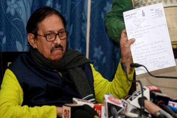 Bengal Speaker Biman Banerjee complains against Governor Dhankhar - Kolkata News in Hindi