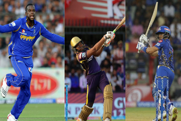 Lucky and Rare BatsmanThat started IPL career with a Six - Cricket News in Hindi