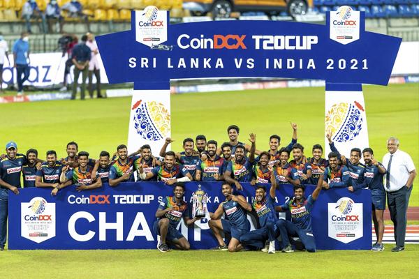 कोलंबो टी20 : श्रीलंका ने भारत को 7 विकेट से हराया, सीरीज 2-1 से जीती