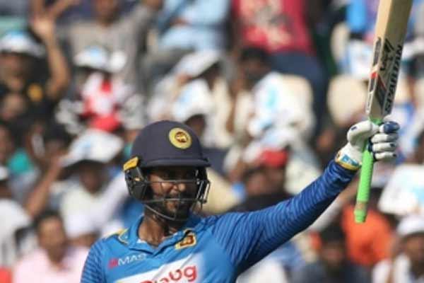 Sri Lankan batsman Tharanga said goodbye to international cricket - Cricket News in Hindi