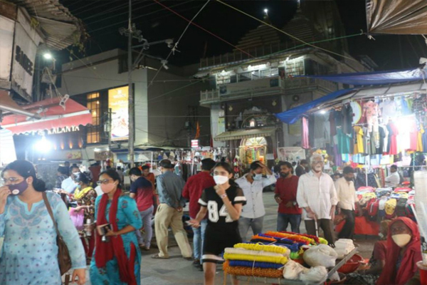 Markets will open in Bhopal-Indore from today till 10 pm - Bhopal News in Hindi