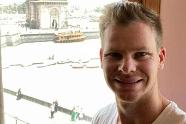 Steve Smith joins Delhi Capitals team in Mumbai - Cricket News in Hindi