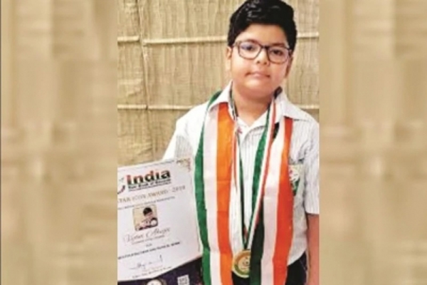 For this boy, it is his 35th National Award in a row - Lucknow News in Hindi