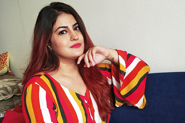TV star Subuhii Joshii on her web debut: It was about time - Television News in Hindi