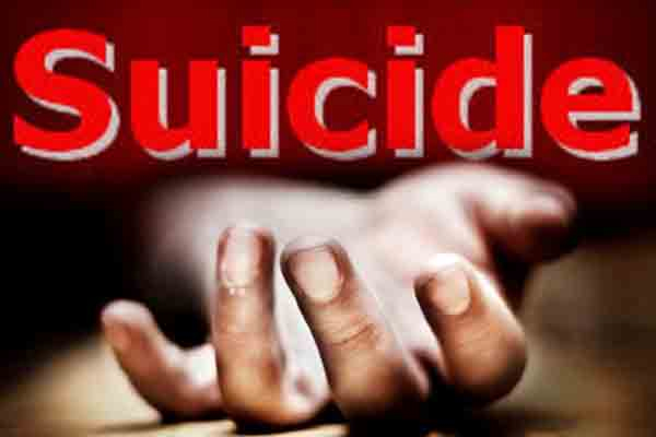 Vehicle driver commits suicide, UP minister accused of extortion - Jhansi News in Hindi