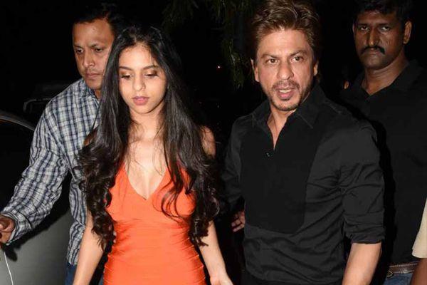 suhana this orange look viral on social media - Bollywood News in Hindi