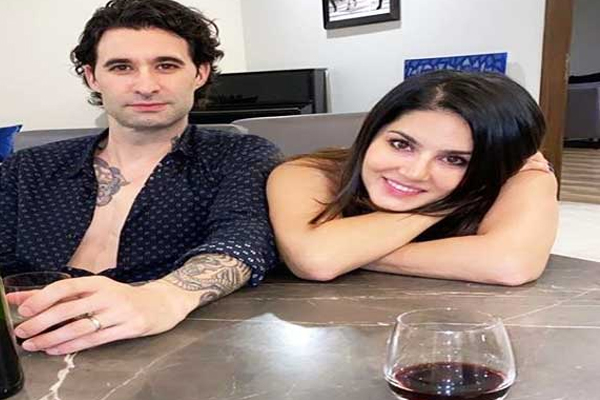 Lockdown diaries: Sunny Leone date night ditty - Bollywood News in Hindi