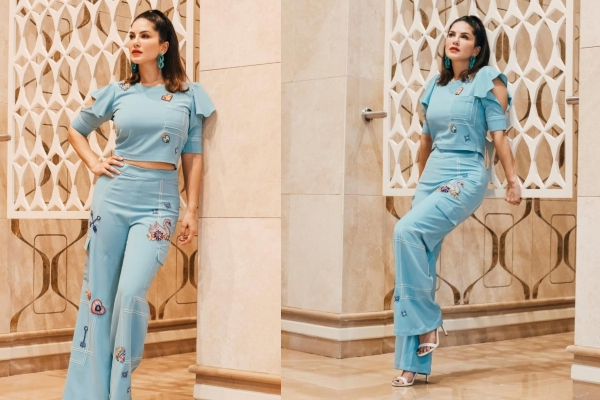 Sunny Leone has no time to be blue - Bollywood News in Hindi