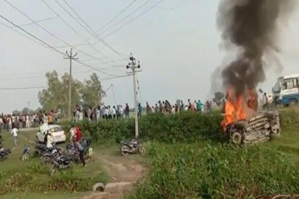 लखीमपुर खीरी कांड के एक और आरोपी ने अदालत में किया सरेंडर