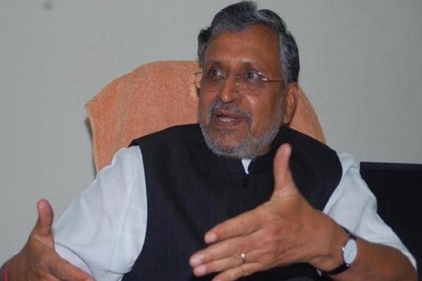 Bihar Deputy CM Sushil Kumar Modi said, Saawan bhado the reason behind economic slowdown - Patna News in Hindi