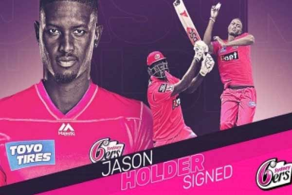 Sydney Sixers Holder Holder for BBL-10 - Cricket News in Hindi