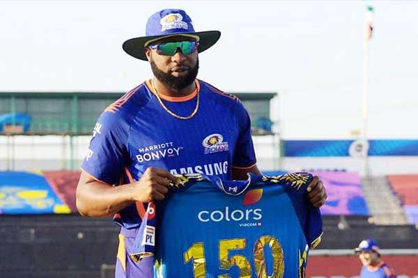 T-10 format fun and interesting, I like: Pollard - Cricket News in Hindi