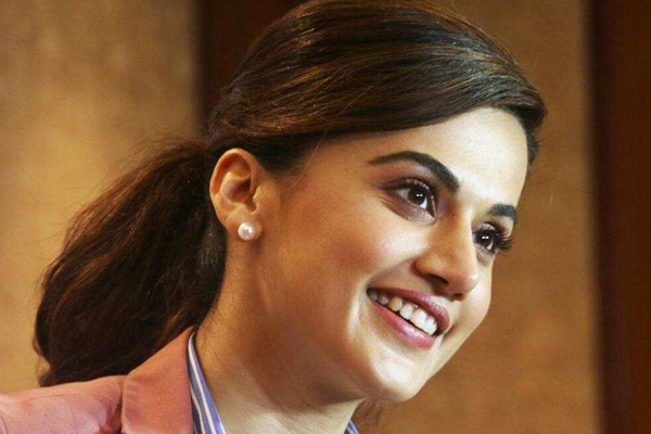 Taapsee Pannu recalls his experience working with Sujoy Ghosh - Bollywood News in Hindi