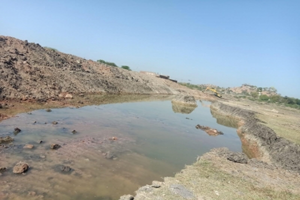 Dry ponds, wells, lakes and check dams will all be full in UP, - Lucknow News in Hindi