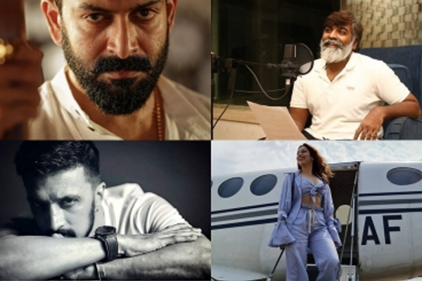 Tamannaah, Vijay Sethupathi, Prithviraj, Sudeep to host Masterchef South versions - Bollywood News in Hindi