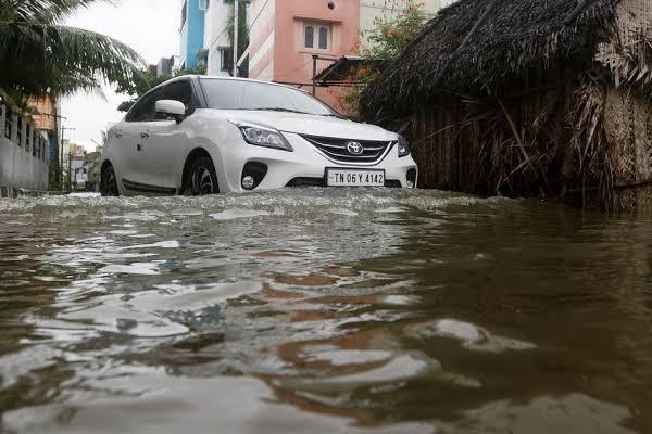 तमिलनाडु में बारिश से जुड़ी घटनाओं में अब तक 25 लोगों की मौत