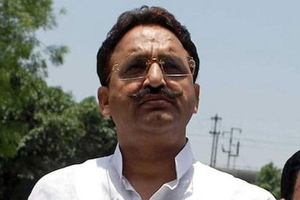 UP minister calls Mukhtar Ansari an Islamic terrorist - Varanasi News in Hindi