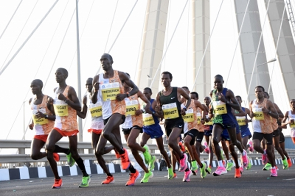 Tata Mumbai Marathon will not be held on May 30, new date will be released - Sports News in Hindi