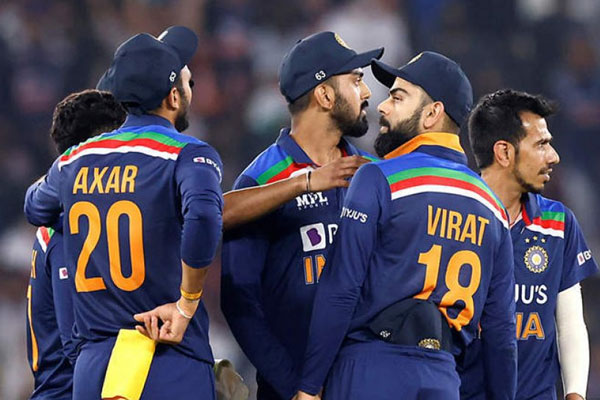 Kiwis replace England as No. 1-ranked ODI side; India third - Cricket News in Hindi