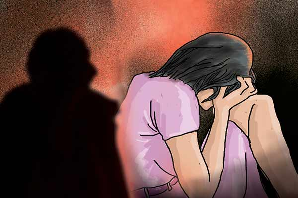 Teenager raped in public park in Jaipur, blackmailed with pornographic photos - Jaipur News in Hindi