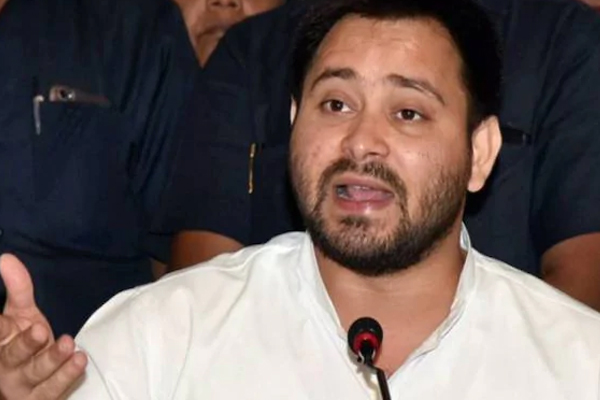 Earlier inflation was witch for BJP people, now it has become bhojai: Tejashwi - Patna News in Hindi