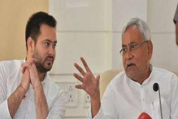 Tejashwi attacked Nitish good governance - Patna News in Hindi
