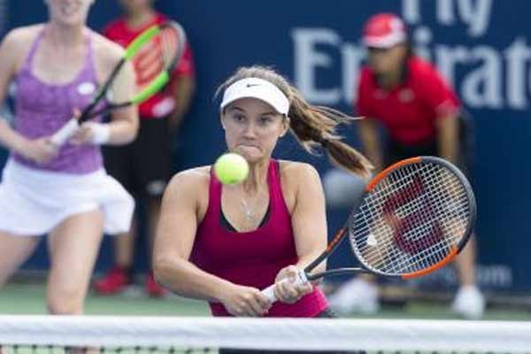 Tennis: Charleston Open reaches Davis in second round after defeating Kenin - Tennis News in Hindi