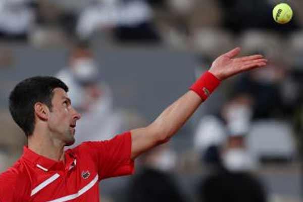 टेनिस : जोकोविच को मिली हार, नडाल मोंटे कार्लो के क्वार्टर फाइनल में